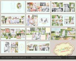 wedding album templates 12x12 wedding album template happy blue by constantine80 on