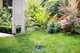 amazon com lawn sprinkler mygarden automatic garden water