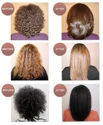 keratin treatment on black hair before and after what you need to know about chemically straightened hair hair