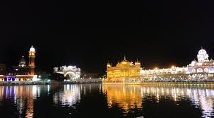 new lights are on golden temple hi tech illumination project