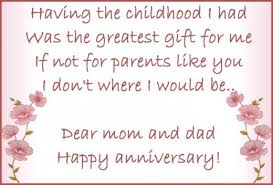 wedding wishes to parents 30 splendid and heart touching wedding anniversary wishes funpulp