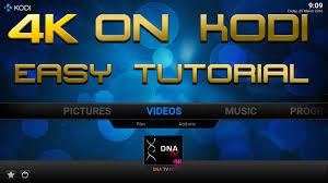 4k live tv movies u0026 series on kodi 16 jarvis easy tutorial