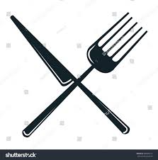 Kitchen Forks And Knives Icon Fork Knife Kitchen Design Stock Vector 480809314 Shutterstock