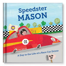 a day in the of a racecar driver personalized children s