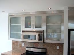 kitchen cabinets with frosted glass glass kitchen cabinet door large size of unfinished kitchen cabinets