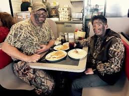 spending thanksgiving at waffle houses in the rock area