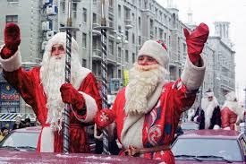 the ukrainian santa claus tradition