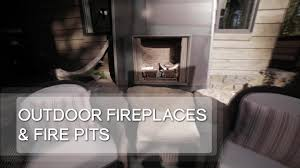 outdoor fireplace and fire pit tips video hgtv