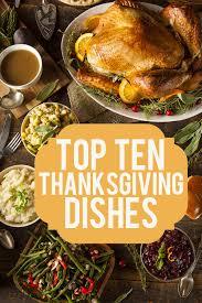 top ten thanksgiving dishes northshore parent