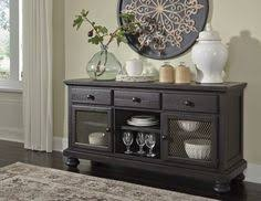 Farmhouse Sideboard Buffets Black Buffet Buffet And Drawers - Buffets for dining room