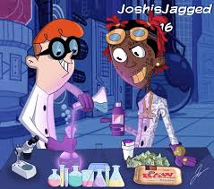 cookin u0027 in the lab by joshisjagged on deviantart