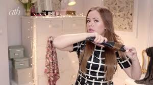 how to create curls for long hair with tanya burr advertisement