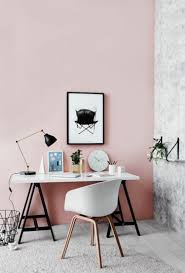 trend colors in 2017 live wall paint pink pale dogwood pantone