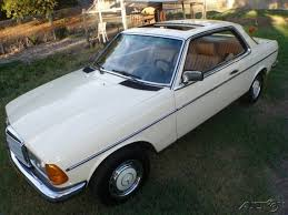 mercedes w123 coupe for sale 1985 mercedes 230ce german cars for sale