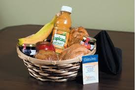 Breakfast Basket Gifts