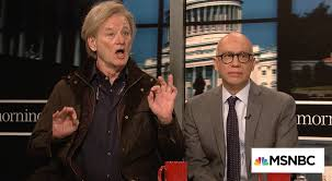 Snl Red Flag Murray Armisen Return To U0027snl U0027 As Bannon Wolff In Cold Open
