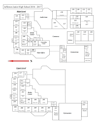 Floor Plans For Schools Thomas Jefferson Jr High U2014 5850 South 5600 West Kearns Ut 84118