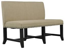 upholstered dining room bench with back consider upholstered