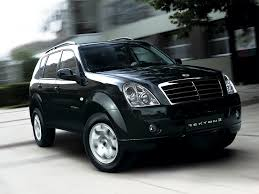 rexton 2nd generation rexton ssangyong database carlook