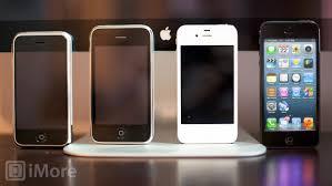 iphone 5 design iphone 5 vs iphone 4s vs iphone 3gs vs iphone design evolution