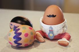 Hard Boiled Eggs For Easter Decorating Easy Decorated Eggs My Kid Craft