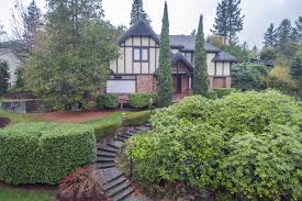 what makes a house a tudor 1927 english tudor in portland asks 1 5m curbed