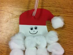 santa ornament craft project scholastic