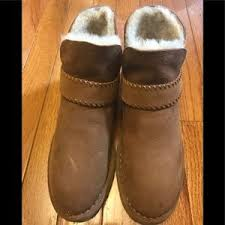 ugg womens emerson boots chestnut 14 ugg shoes ugg bethany boots from s closet on