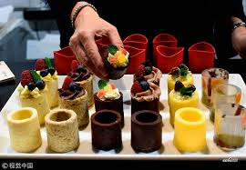 salon cuisine milan china daily on pictures chocolate creations on