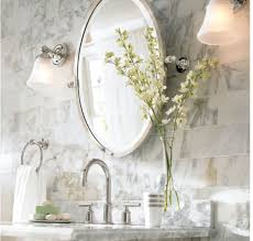Pottery Barn Mirrors Bathroom by 37 Best 843 Bathroom Images On Pinterest Bathroom Ideas Home