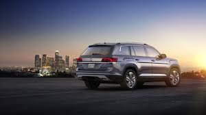 2018 Vw Atlas Suv Priced From 30 500