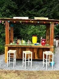 Backyard Tiki Bar Ideas 16 Smart And Delightful Outdoor Bar Ideas To Try Tiki Bars Bar