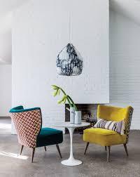 alpana teal u0026 yellow chairs graham u0026 green velvet velvetrend