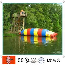 lake toys for adults inflatable lake toys floating water pillow water blob for both kids