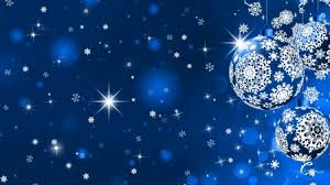 blue christmas desire a blue christmas winter nature background wallpapers on