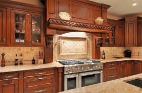 old kitchen design old world wood mode kitchen with large cooking hearth by mario