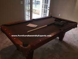 Zira Boardroom Table Harvil Billiard Pool Table Assembly And Installation In Dc Md Va