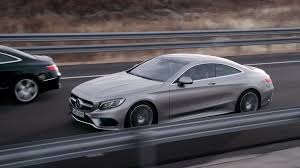 mercedes s coupe 2015 mercedes s class coupe reveal promo