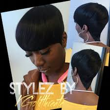 short 27piece hairstyles hair romance studio of stylez 2619