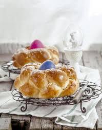 cuisine de paques brioche tressée de pâques régal