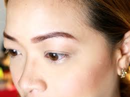 How To Tweeze Your Eyebrows How To Make Your Eyebrow Hairs Straight Instead Of Curly 12 Steps