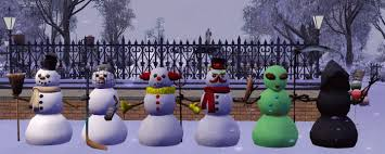 sims 3 holiday lights the sims 3 seasons winter guide