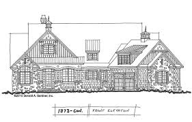 arts crafts house plan nc house plans