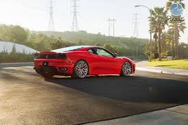 f430 wheels rosso corsa f430 with modulare b14 wheels