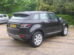 used range rover for sale used 2012 land rover range rover evoque ed4 pure for sale in