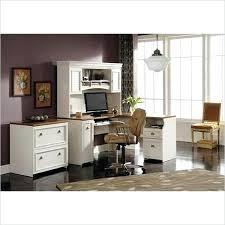 Sauder White Desk With Hutch Desk Antique White Corner Computer Desk Workstation Sauder