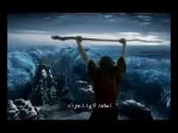 film nabi musa dan raja firaun kisah nabi musa a s membelah laut youtube