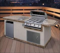 Prefab Kitchen Islands Kitchen Wonderful Prefabricated Outdoor Grill Islands Bbq Island