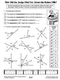 complementary and supplementary angles worksheet free worksheets