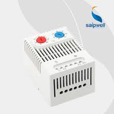 heater and fan in one no and nc in one casing dual thermostat high switching capacity